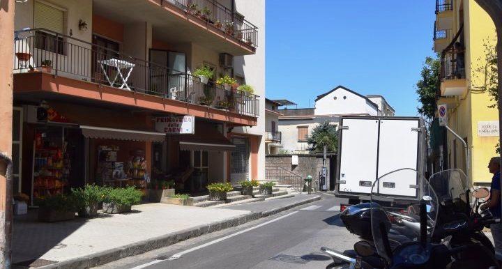 Piano Di Sorrento Centro Appartamento Con Garage Ampelion